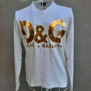 Dolce and Gabbana Longsleeve Shirt